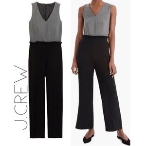 NWT J. Crew tailored wide leg jumpsuit plus 18 2X